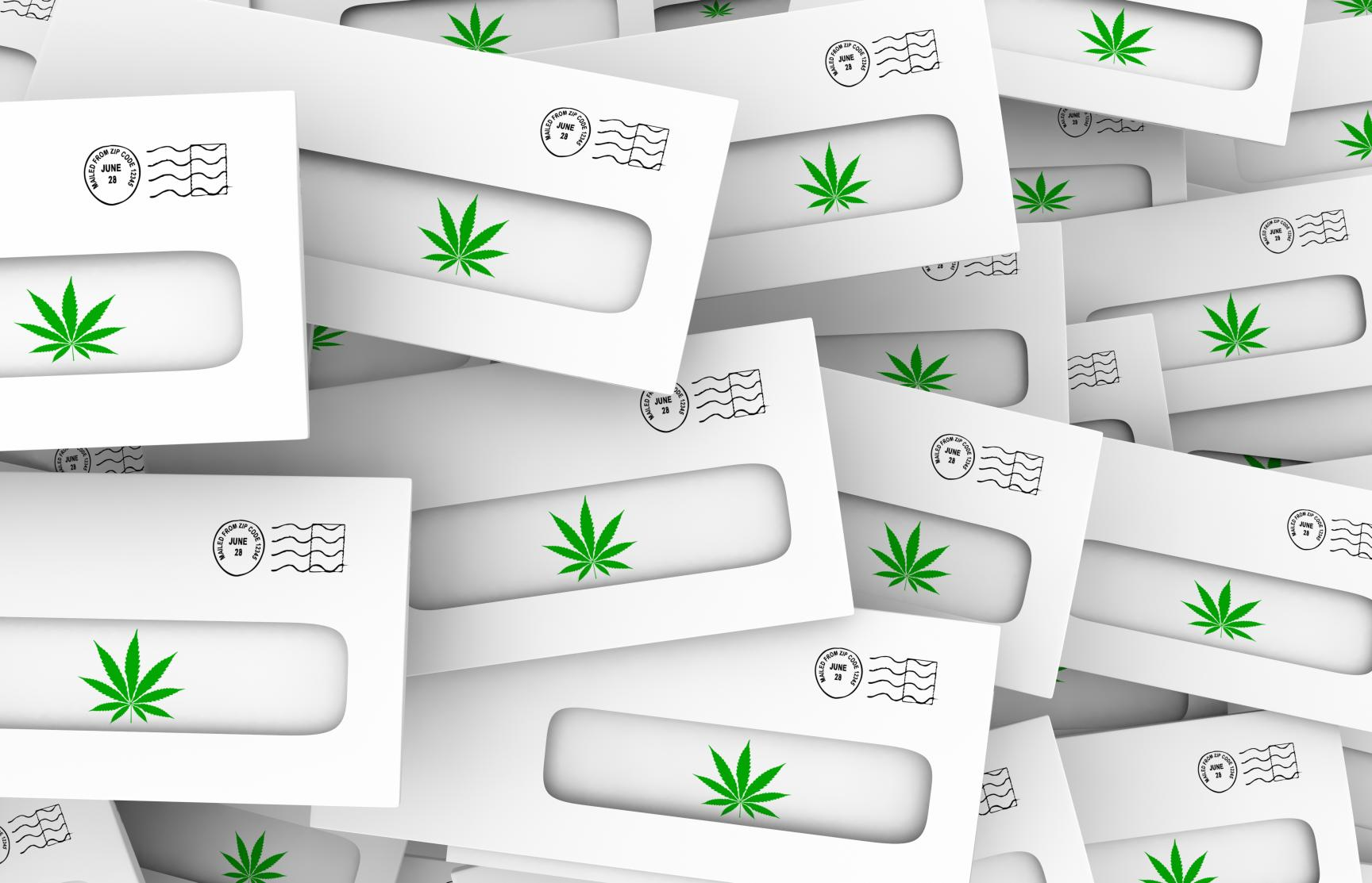 Selling Cannabis Online